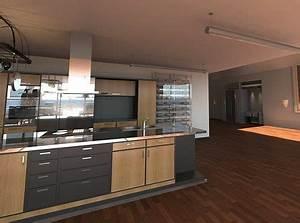Offene Wohnküche Mit Wohnzimmer : die offene wohnk che ein lang gehegter traum vieler m blieren ~ Watch28wear.com Haus und Dekorationen