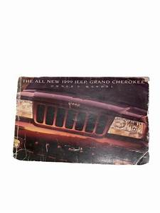 1999 99 Jeep Grand Cherokee Owners Manual