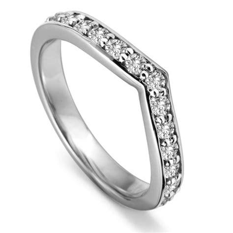 shaped wedding rings birmingham jewellery quarter wedding rings diamond ring wedding band