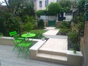 amenager un petit jardin de ville amenagermamaison With amenagement d un petit jardin de ville 12 avant apras amenager un jardin tout en longueur