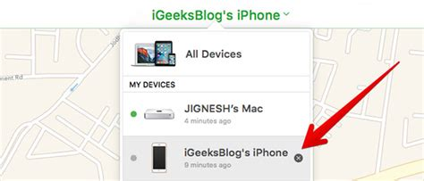 remove iphone from icloud how to remotely disable find my iphone using icloud