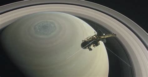 More Nasa Images Confirm Saturn's Massive Hexagonal Cloud