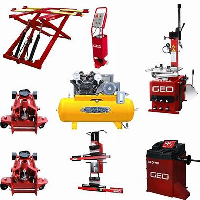 Tyre Package Starter Equipment Semi Plus Packages