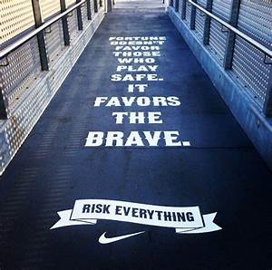 Risk everything | Motivational soccer quotes ...