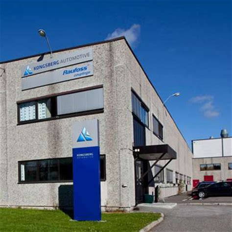 Raufoss Abc™ System Kongsbergautomotiveweb