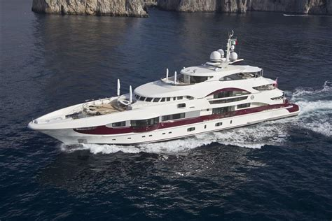 Yacht Quite Essential by Neff Yacht Sales Used 180 Foot Heesen Yachts Motor Yacht