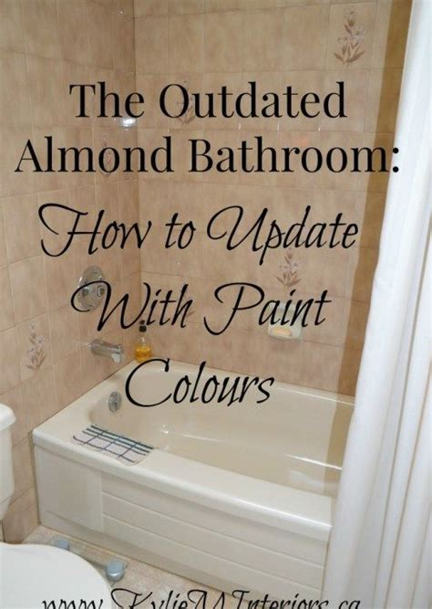 Bone Colored Bathroom Sinks by The Best Paint Colours For An Almond Bone Bathroom