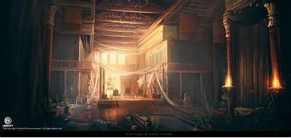Palace Creed Greek Origins Assassin Roman Artstation