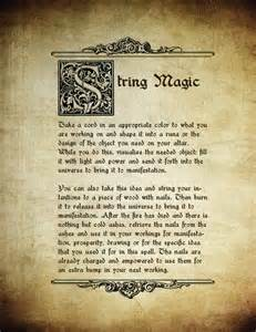 Magic Spells and Rituals