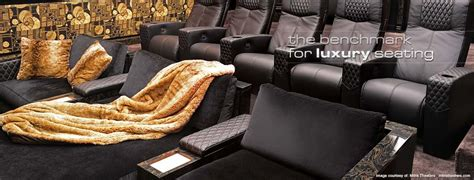 home cineak home theater and cinema seating