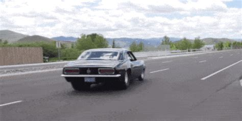 Watch This Drag Camaro Crash Immediately After Leaving