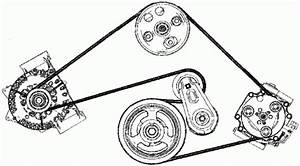 2005 Ford Freestyle V6 3 0l Serpentine Belt Diagram