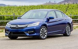 2017 Honda Accord Hybrid Touring (US) - Wallpapers and HD
