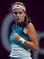 Jelena Ostapenko - 2019 WTA Qatar Open in Doha 02/12/2019