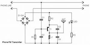 fm transmitter circuit page 2 rf circuits nextgr With 3v fm transmitter circuit