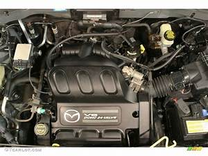2002 Mazda Tribute Lx V6 Engine Photos