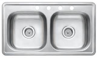 tuscany 7 quot stainless steel mobile home kitchen sink at