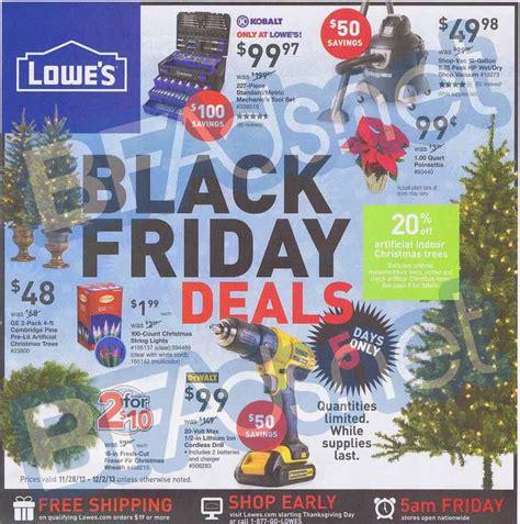 lowes flooring black friday lowe s black friday 2013 ad find the best lowe s black friday deals and sales nerdwallet