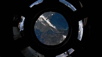 Space Iss Comet Lapse Control Ground Astronauts