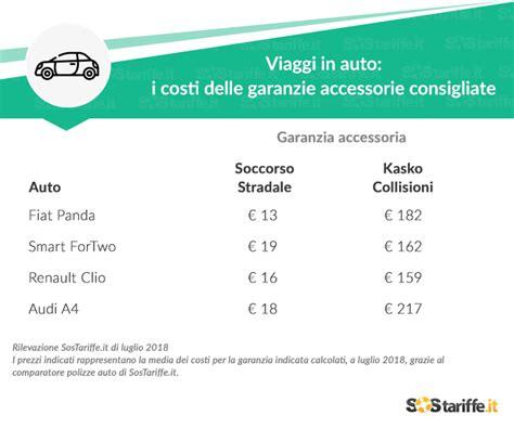 box auto 2 quanto costa vacanza in auto quanto costa viaggiare in macchina in italia