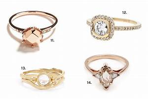 Our favorite unique engagement rings green wedding shoes for Unique wedding ring