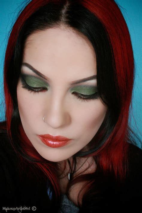 artist  grunge chick makeup tutorial