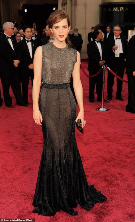 Lupita Nyong Goddess Pale Blue Oscars Daily