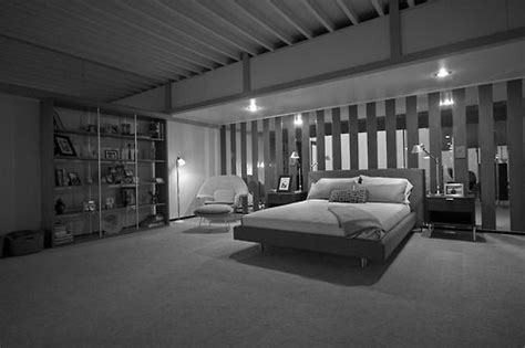 stahl house bedrooms kitchen architect pierre