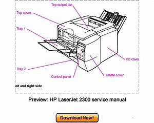 Hp Laserjet 2300 Series Service Repair Manual Download