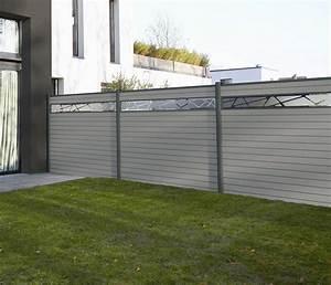Prix d'une clôture en bois composite 2018 Travaux com
