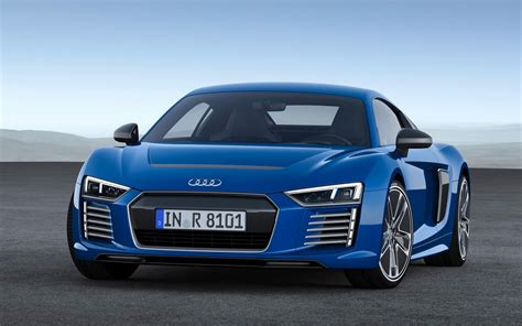 2016 Audi R8 E Tron Car Hd Wallpaper » Fullhdwpp