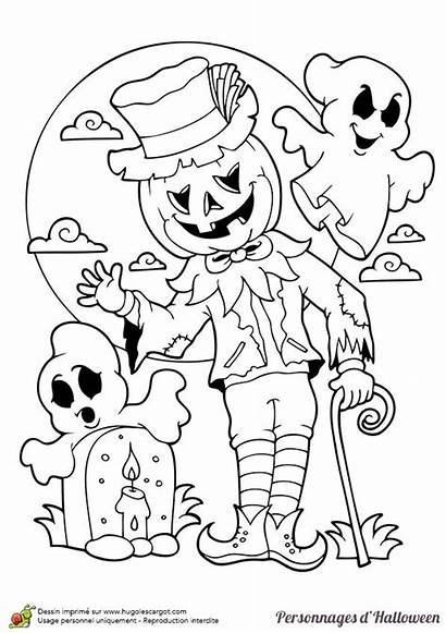 Halloween Coloriage Imprimer Haloween Coloring Hugolescargot