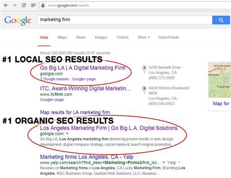 Results Seo by Los Angeles Seo Company La Search Engine Optimization