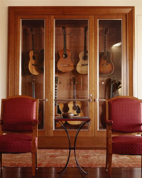 guitar storage cabinet plans woodworking projects plans