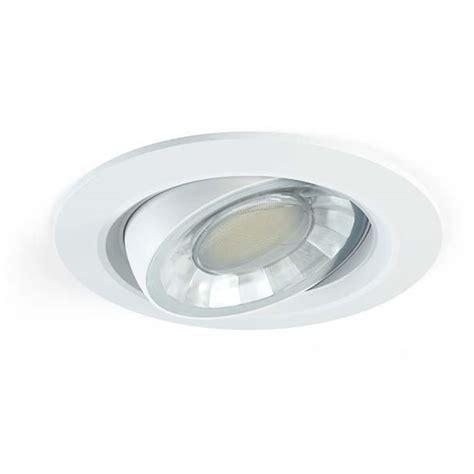 spot led encastrable et orientable rond compac spot led pour plafond