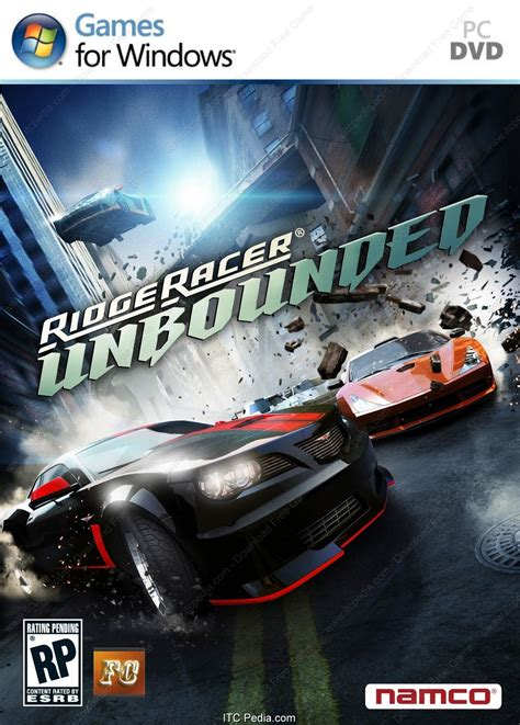 All Gaming Download Ridge Racer Unbounded Pc Game Free