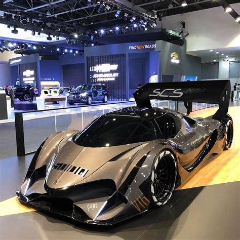 exotic hp devel sixteen launch  dubai cars