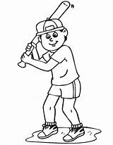 Baseball Coloring Coloriage Library Clipart Clip Popular sketch template
