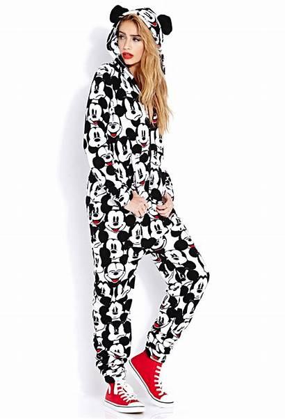 Onesie Mickey Pj Cozy Forever Pajamas Mouse