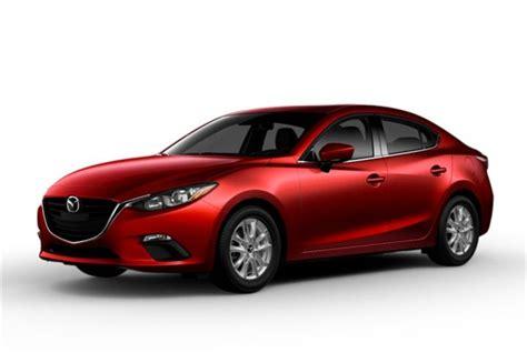 2015 Mazda3 Pricing Announced