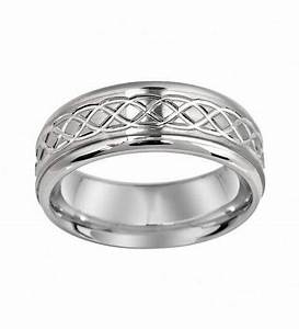 Unique mens wedding bands rope unique mens wedding bands for Cool wedding rings men