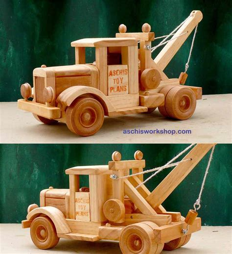plan  tuff truck tow truck