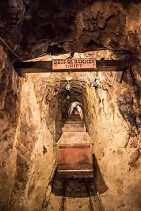 Old Gold Mine Tunnel 1000ft Underground At Mollie Kathleen