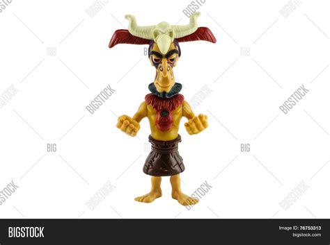 Tlaloc Shaman Toy Character Form Image Photo Bigstock