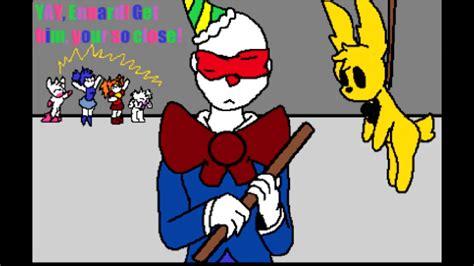 fnaf sl comic dub ennard birthday youtube
