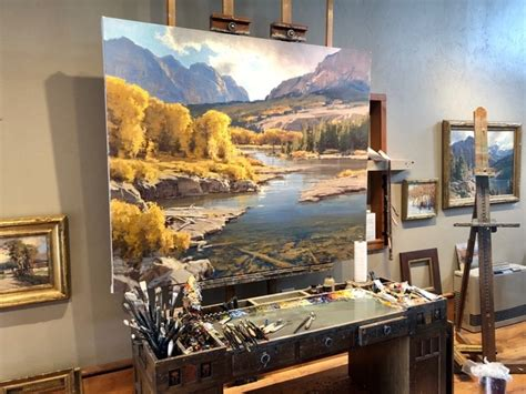 pleinair art podcast episode scott christensen outdoorpainter