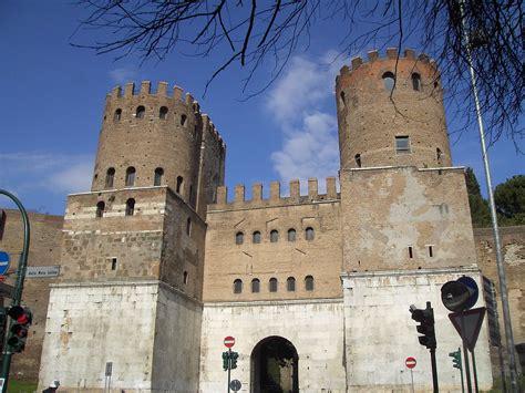 Porta Di San Sebastiano porta san sebastiano