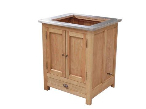 meuble cuisine bois meuble cuisine tiroir bois wraste com