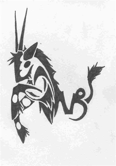 Capricorn Tattoos Designs, Ideas and Meaning   Tattoos For You