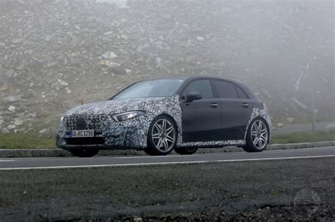 Motus nissan parow used cars (parow, western cape). 400HP 2019 Mercedes AMG A45 Almost Ready To Bully The RS3 Into Submission - AutoSpies Auto News